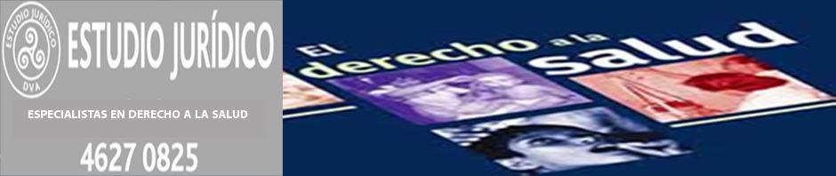 Derecho a la Salud-Abogados Castelar Logo